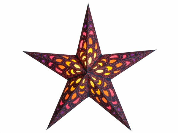 Bild von starlightz nari ruby earth friendly Leuchtstern