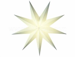 Bild von starlightz suria white earth friendly Leuchtstern
