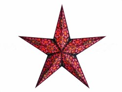 Bild von starlightz kalea red earth friendly Leuchtstern